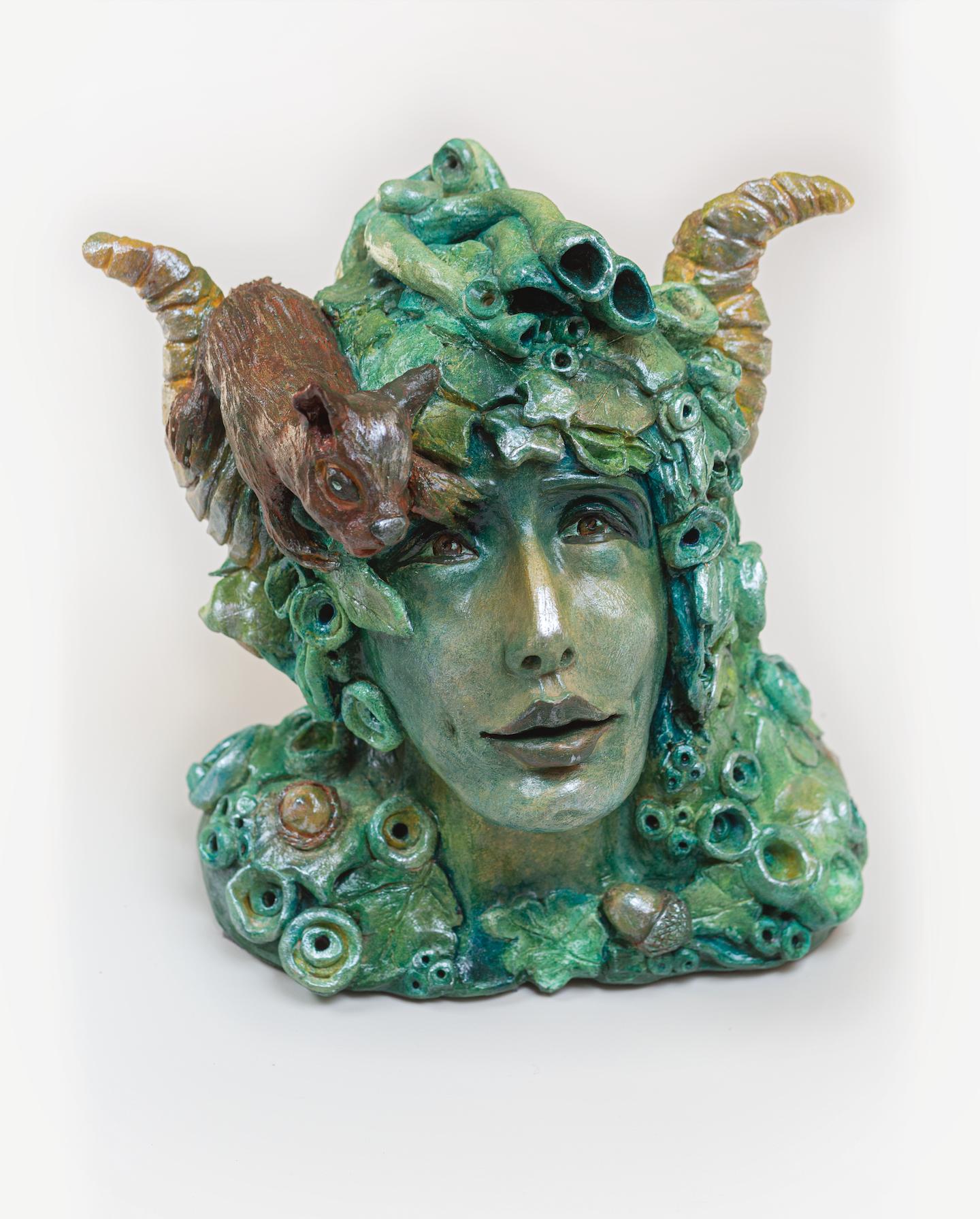 Marij Heiligers - Bosnimf - Toon je Kunst